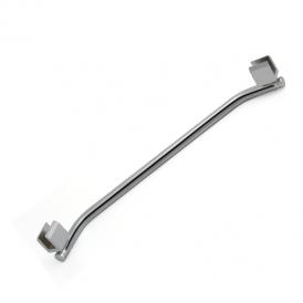 JY Brass shower supporting bar curtain rod KA-99